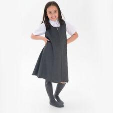Vestiti primavere grigi in poliestere per bambine dai 2 ai 16 anni