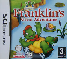 Franklin's great adventures (nintendo ds, 2005)