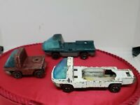 hot wheels redlines heavyweights chassis lot