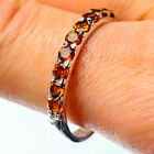 Citrine 925 Sterling Silver Ring Size 11 Ana Co Jewelry R25242
