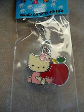 HELLO KITTY WITH HEART KEY RING BRAND NEW