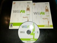 Wii Fit (Nintendo Wii, 2008) *BUY 2 GET 1 FREE +FREE SHIPPING*
