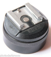 Nikon As-1 Flash Hot Shoe Adapter - USED V475
