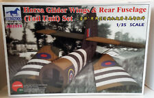 1/35 Scale Bronco Models 'Horsa Glider Wings & Rear Fuselage' Item # AB3574