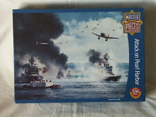 Complete Master Pieces Attack on Pearl Harbor 550 Jigsaw Puzzle
