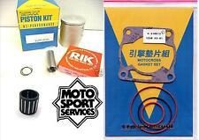YAMAHA YZ 80 93-01 82cc Mitaka Extremo Superior Kit Pistón C Junta rodamiento