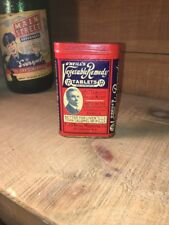 New Old Stock 1900 Tin- Full Never Used O'Neills Vegetable Remedy
