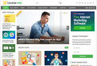 CoursePro - Magazine Wordpress Website with Demo Content