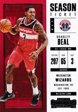 Bradley beal 2017-18 PANINI CONTENDERS Basketball cartes à collectionner, #90