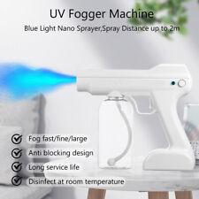 800ML Portable Blue Light Nano Steam Spray Gun Sprayer Machine Handheld Atomizer