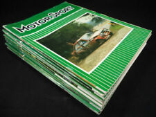 Motor Sport Monthly Cars, 1970s Magazines