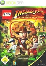Xbox 360 LEGO INDIANA JONES  Die Legendären Abenteuer DEUTSCH Top Zustand