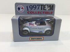 1997 Anaheim Angels MLB Baseball Limited Edition Prowler Matchbox NIB