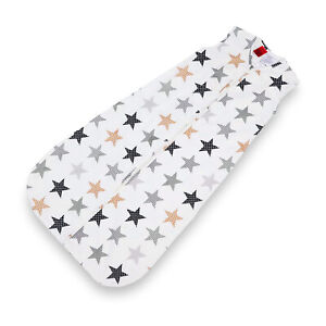 Baby Sleeping Bag Stars (Brand New) -1.0 Tog 6-18 18-36 mths FREE SHIPPING