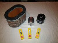 Triumph Sprint ST 955i Service Kit Oil Filter Air Filter Fuel Filter Spark Plugs