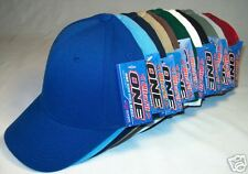 6 COLOR PACK FLEX ULTRA FIT BASEBALL CAPS HATS HAT CAP