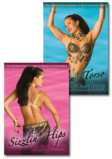 Sizzlin' Belly Dance DVD Set with Instructor Ava Fleming