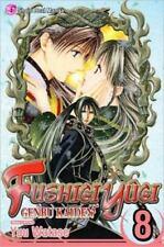 Fushigi Yugi: Genbu Kaiden, Vol. 8-ExLibrary
