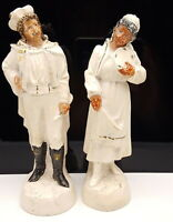 Antique Ceramic figurines.