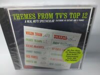 THEMES FROM TV'S TOP 12 ~ A NEAL HEFTI SPECTACULAR ~ 2007 COLLECTORS CHOICE CD