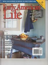 Early American Life Feb 2017 Rhode Island Furniture, Tennessee Antiques