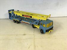 Majorette Renault Car Transporter Die Cast Scale Model 1:60 Rare Colour