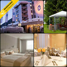 Kurzurlaub Schweiz Davos 4 Tage 2 Personen 4* Hotel Reisegutschein Wochenende