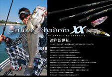 MEGABASS XOR SILVER SHADOW XX SSXX-74M Saltwater Spinning Rod Japan