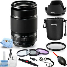 FUJIFILM XF 55-200mm f/3.5-4.8 R LM OIS Lens 16384941 - Filter Kit Bundle