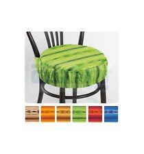 Ikarus cuscino copri sedia ROTONDO con fascia elastica