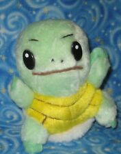 New Vintage Rare Fuzzy Squirtle #2 Mirage Pokemon Plush Next Day USA Shipping