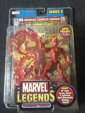 Marvel Legends Human Torch Series 2