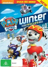 Paw Patrol - Winter Rescues : NEW DVD