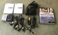 Nikon D300 Camera w/ Rechargeable Li-on Battery