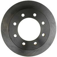 Disc Brake Rotor-Non-Coated Rear ACDelco Advantage 18A926A