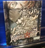 Twiztid - Abominationz CD Moxoxide Cover insane clown posse psychopathic records