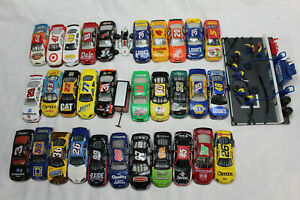 ACTION MAISTO RC ERTL 1:64 SCALE NASCAR CARS DIE-CAST LOT OF 34 COUNT