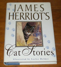 JAMES HERRIOT'S CAT STORIES, James Herriot, St Martin's Press, 1ST ED, HCDJ 1994