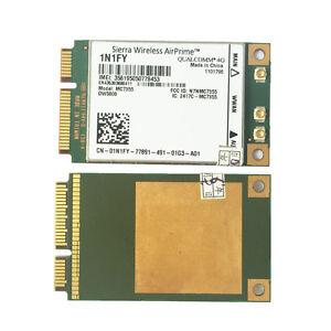 Sierra Wireless Airprime MC7355 100M Dell 1N1FY DW5808 4G Mobile Broadband Card