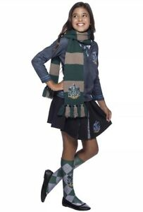 Harry Potter Slytherine House Deluxe Scarfs Costume Accessory