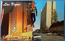 Postcard of The Four Queens Casino in Las Vegas, Nevada
