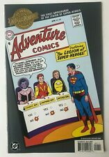 DC ADVENTURE COMICS #247 MILLENNIUM EDITION Comic Book 11/00 9.4 NM SUPERBOY