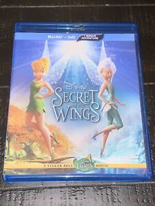 Secret of the Wings (Blu-ray/DVD, 2012, 2-Disc Set)