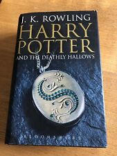 Harry Potter & The Deathly Hallows HB 1st Edition 1st Print Adult 2007