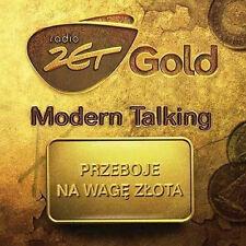 MODERN TALKING Radio Zet GOLD RARE POLISH CD (2014)
