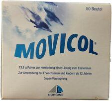 MOVICOL Beutel Abfürmittel Plv.z.Her.e.Lsg.z.Einnehmen 50 St  MHD 02/2024
