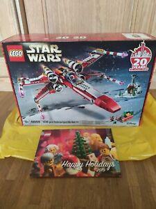 LEGO Star Wars 4002019 20 Jahre - X-Wing Starfighter NEU und OVP
