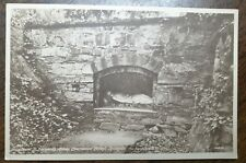 Mount St Bernards Abbey, Charnwood Forest. Leicester. The Sepulchre Postcard