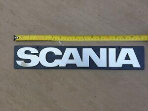Scania Lorry Badge