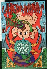 Hot Tuna: San Francisco, 1997 Poster by Chuck Sperry